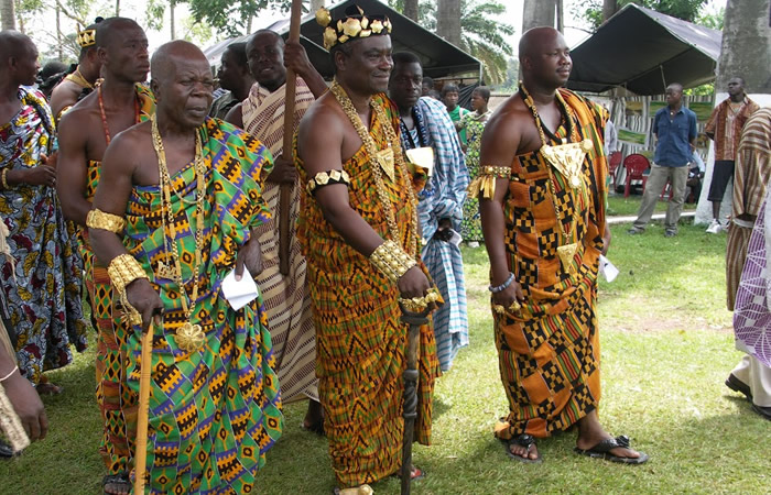 Durbur of Chiefs Traditional Leaders
