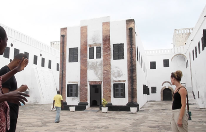 The revelations of Elmina Castle